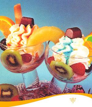Glacier Tutti Frutti ans liege